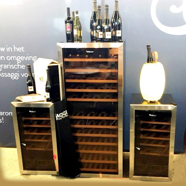 ambiente cantinetta vino